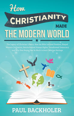 How Christianity Made the Modern World