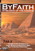 ByFaith - In Search of the Exodus - with the brothers Paul and Mathew Backholer